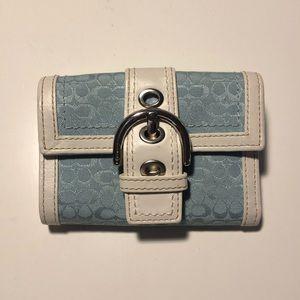 Coach Snap Wallet